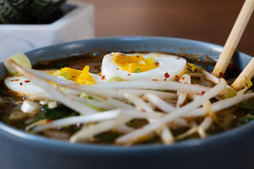 verschil tussen soto en saoto Tauge als ingrediënt in de saoto soep