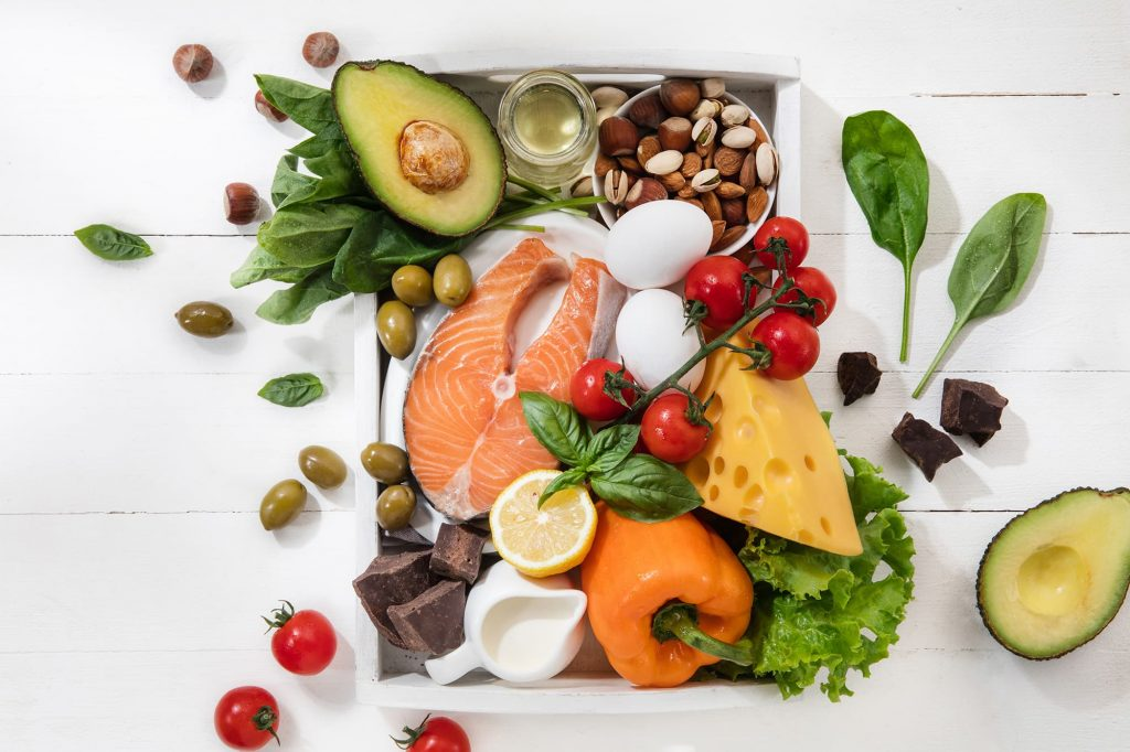 In de lijst met eiwitrijke voeding komen verschillende producten voor