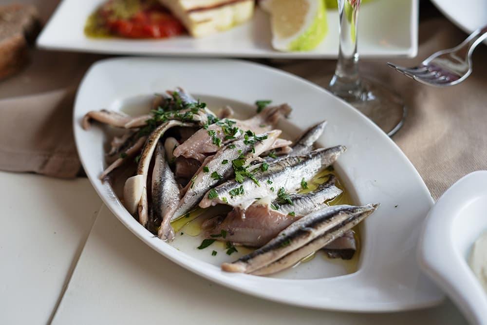 Vis bevat ook eiwitten