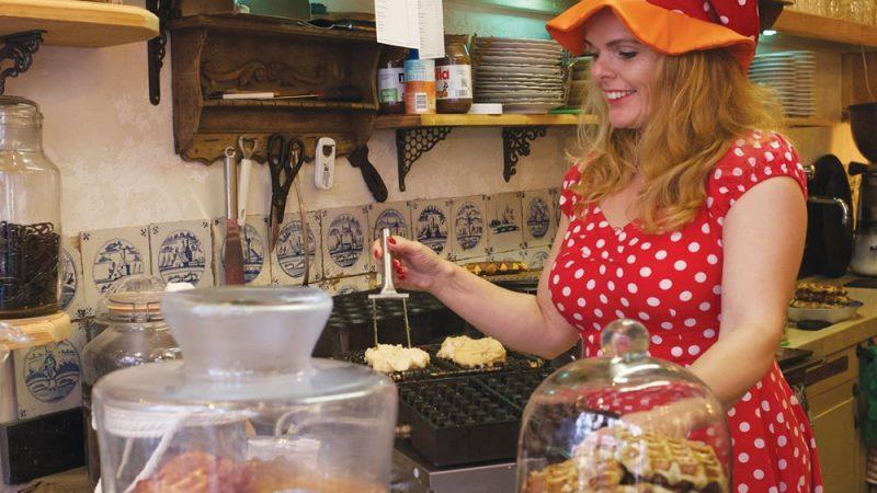 oud Hollandse snoepwinkel