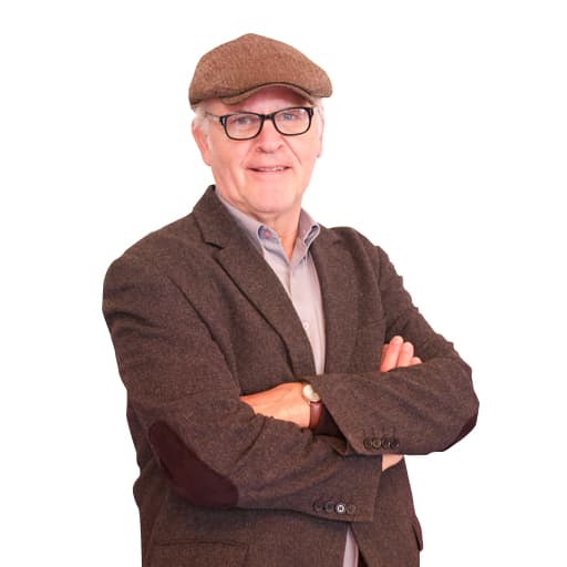 Columnist Jack de Feyter