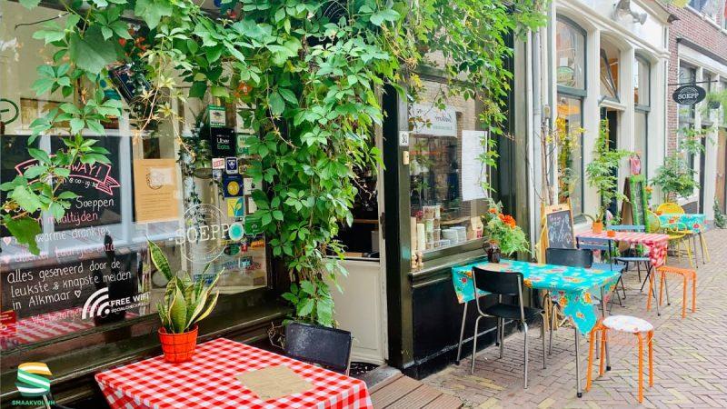 Soep vegan restaurant Alkmaar 800x450